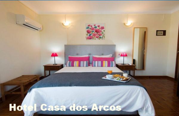 Vila nova de milfontes beach nautic resort portal de - Hostel casa dos arcos ...